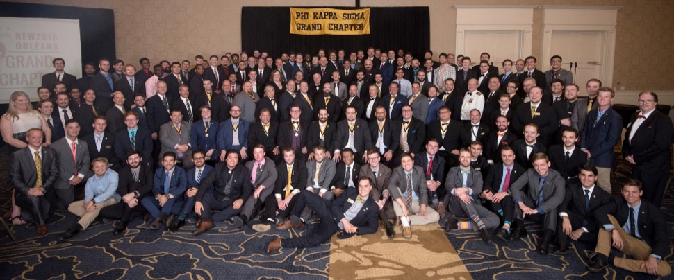 Image of 2018 Grand Chapter attendees
